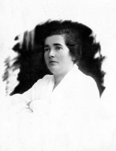 Гитл Хазина, в замужестве Авербух, старшая из сестер Хазиных