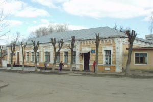 Бывший дом Калашникова по ул. Шевченко (Никольской)