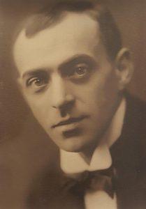 Е.Б. Вахтангов, актер, режиссер и педагог (1883‒1922)