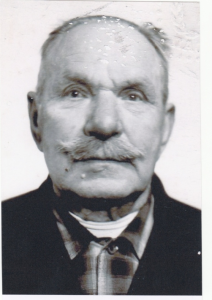 Фото №10: Максим Паляницa, спаситель Вейхермана Владимира; село Польный Мукаров
