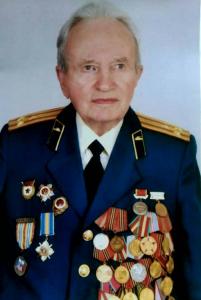 Фото №8: Карл Эпштейн на День Победы. Последнее фото, май 2019