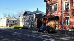 Где-то здесь предположительно жила семья Бабиоров. Рыбинск