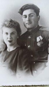 Ида и Костя Жаровы