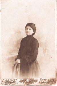 Рахиль Фиго (Бабиор), мать Генриэтты