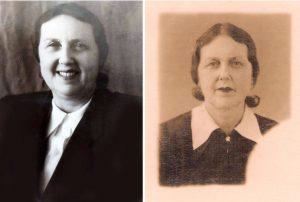 Бабушка – директор школы