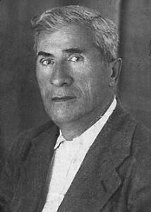 Мой дед Яков Львович Экслер; Фотография 40-х годов
