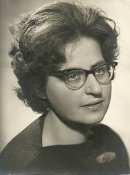 Нелли Александровна Воробейчикова (1926-2005); Фотография 60-х годов