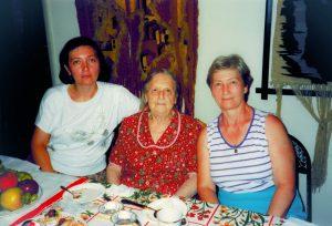 Лиана, Генриэтта и Надежда