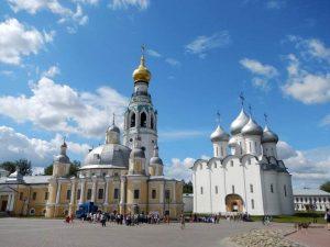 Главный собор вологодского Кремля