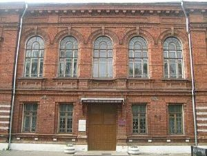 Школа (теперь гимназия) №6 в Калинине/Твери