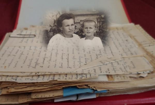 Фото 21. Накушка — письма