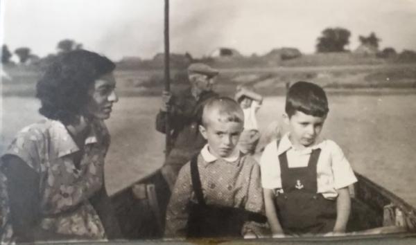 Фото 23. Звенигород 1959