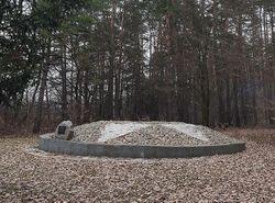 Общий памятник жертвам нацистов в Хмельнике