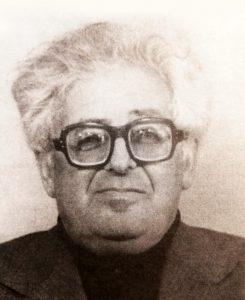 Исаак Аронович Гурвич (1926–2001)