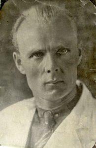 Мой отец в начале 1930-х годов