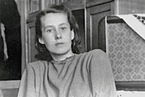 Нина Константиновна в 1949 г.