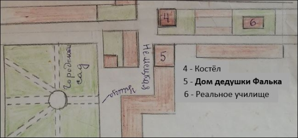 Фото 45. Карта Аркадия
