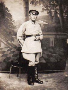Борис Моисеевич Гиль, 1924г., Москва