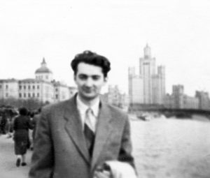 Александр Вульфович Амитин, Москва, 1960-е гг.