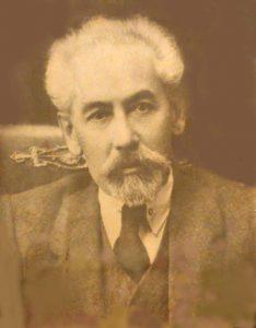 Иосиф Ефимович (Йосель Хаимович) Рабинович — мой дедушка (1925?)