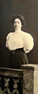 Вера Яковлевна Альтшуллер — моя бабушка, 1897