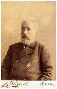 Мой прадед Яков Савельевич (Шаевич) Альтшуллер. 1901