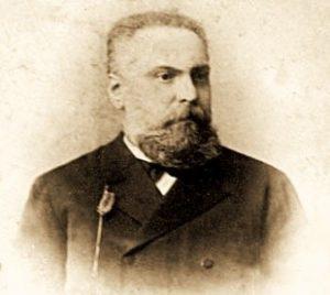 Купец I гильдии Анцель Вульфович Анцелевич, основатель торгового дома часов «Анцелевичъ»