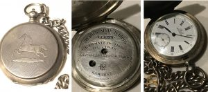 Часы, изготовленные на фабрике Анцелевичей